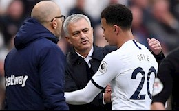 Dele Alli them dau vao lua, mau thuan voi Mourinho cang lon