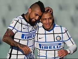 Lukaku sam vai nguoi hung, Inter vao tu ket Coppa Italia