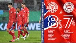 Ke thong tri Bayern Munich thua soc doi hang 2 o cup quoc gia Duc