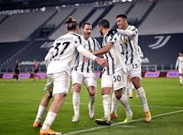 Juventus vuot qua vong 1/8 Coppa Italia sau 120 phut vat va