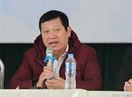Trưởng ban trọng tài Dương Văn Hiền: Sai sót là khó tránh khỏi