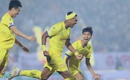 VIDEO: CLB Nam Dinh gay soc voi ban thang thu hai vao luoi Ha Noi FC
