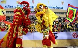 Thien Truong soi dong trong tran dau mo man V-League 2021