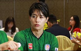 Tien ve dien trai Nhat Ban khong duoc dang ky tham du V-League 2021