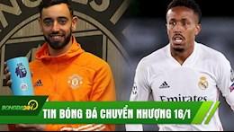 TIN BONG DA CHUYEN NHUONG 16/1: Bruno pha ky luc cua Ronaldo; Bayern sam da tang 30 trieu bang