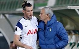 Mourinho len tieng ve tuong lai Gareth Bale