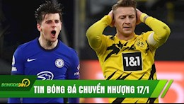TIN BÓNG ĐÁ CHUYỂN NHƯỢNG 17/1: Chelsea nhọc nhằn hạ Fulham; Dortmund hòa như thua đội chót bảng