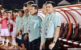 HLV Kiatisuk nhắc tới Viettel và Hà Nội FC sau trận thua của HAGL