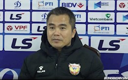 Thua nguoc Quang Ninh, HLV Pham Minh Duc hoi han vi de Claudecir da penalty