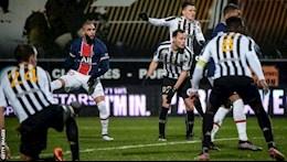 """Hàng công vô duyên, PSG vẫn thắng nhờ """"người hùng bất ngờ"""""""