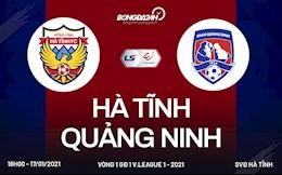 Truc tiep Ha Tinh vs Quang Ninh (18h00, 17/1) link xem tren VTC3, TheThaoTV