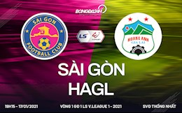 Link truc tiep bong da: Sai Gon vs HAGL 19h15 toi nay 17/1
