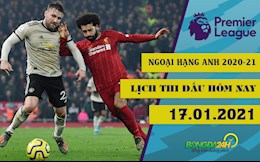 Lich thi dau Ngoai hang Anh dem nay 17/1: Dai chien Liver - MU