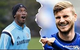 Werner giong voi Drogba, cau ay se thanh cong o Chelsea