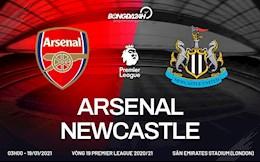 Aubameyang giai toa bang cu dup, Arsenal ha guc con moi ua thich Newcastle