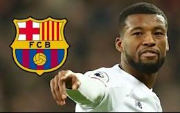 """""""Gia nhập Barca có thể là ước mơ của Wijnaldum"""""""