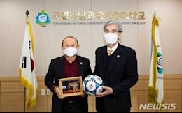 HLV Park Hang Seo muốn hoàn thành nhiệm vụ được VFF giao phó