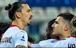 """Ibrahimovic phát biểu ngông sau màn """"hồi xuân"""" trước Cagliari"""