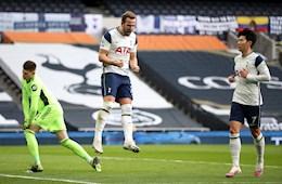 Xé lưới Leeds Utd, Harry Kane thiết lập hàng loạt kỉ lục khủng