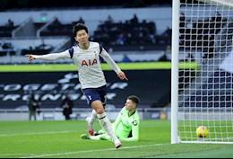 Son Heung Min đánh dấu cột mốc không thể nào quên cùng Tottenham