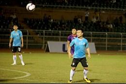Ket qua bong da Ha Noi vs TP HCM Tu Hung HTV Cup 2021