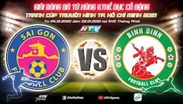 Ket qua Tu Hung HTV Cup 2021: Binh Dinh len ngoi vo dich