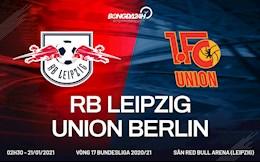 Nhan dinh bong da Leipzig vs Union Berlin 2h30 ngay 21/1 (Bundesliga 2020/21)