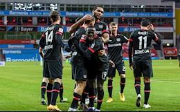 Danh bai Dortmund, Leverkusen vuon len thu 2