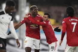 Video bóng đá Fulham vs MU: Pogba sút xa ghi bàn quỷ đỏ ngược dòng
