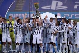 Ronaldo lap cong, Juventus doat Sieu cup Italia 2020