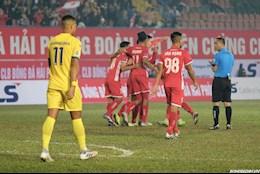 Video tong hop: Hai Phong 3-2 Nam Dinh (Vong 2 V-League 2021)
