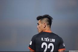 Tiến Linh hụt hẫng khi V.League 2021 tạm hoãn