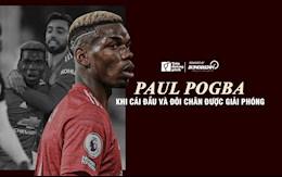 VIDEO: Paul Pogba hạnh phúc trở lại ở Manchester United