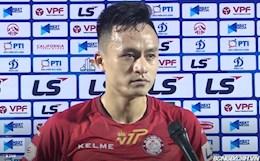 """Võ Huy Toàn: """"Đây là một chiến thắng rất quan trọng với CLB TP.HCM"""""""