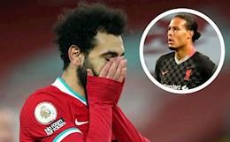 """Carragher: """"Liverpool cần Van Dijk hơn Salah"""""""