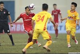 Video tong hop: Thanh Hoa 0-0 Viettel (Vong 2 V-League 2021)