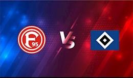 Nhận định bóng đá Dusseldorf vs Hamburg 2h30 ngày 27/1 (Hạng 2 Đức 2020/21)