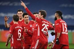 De bep Schalke, Bayern do xi-mang len ngoi dau BXH