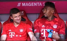Muller hy vọng Boateng tiếp tục gắn bó với Bayern Munich