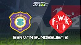 Nhận định bóng đá Erzgebirge Aue vs Wurzburger 0h30 ngày 27/1 (Hạng 2 Đức 2020/21)