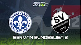 Nhận định bóng đá Darmstadt vs Sandhausen 0h30 ngày 28/1 (Hạng 2 Đức 2020/21)