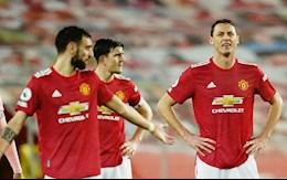 MU 1-2 Sheffield United: Mạch bất bại chấm dứt!