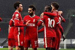 Điểm nhấn Tottenham 1-3 Liverpool: Tâm phục khẩu phục