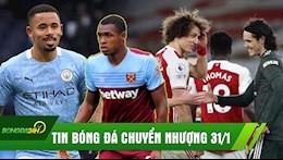 """TIN BÓNG ĐÁ CHUYỂN NHƯỢNG 31/01: Liverpool vung tiền sắm """"đá tảng""""; Man City củng cố ngôi đầu bảng"""