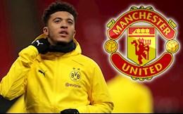 Dortmund hạ giá bán Sancho
