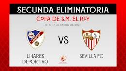 Nhan dinh bong da Linares vs Sevilla 1h00 ngay 6/1 (Cup Nha vua TBN 2020/21)