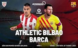 Messi vi dai tro lai, Barca thang nguoc tai tu dia San Mames