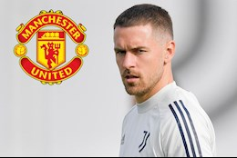 Tin chuyển nhượng ngày 7/1: MU muốn giải cứu Ramsey khỏi Juventus