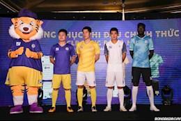 ẢNH: Hà Nội FC chọn hổ làm linh vật trước trận Siêu cúp quốc gia 2020