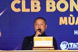 HLV Chu Đình Nghiêm: Có Kiatisuk, Hà Nội FC sẽ khó khăn hơn khi gặp HAGL